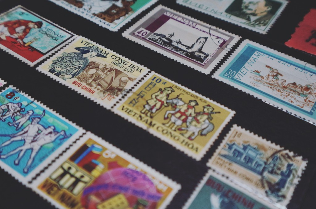 Stamps, coins and automobiles… What collectibles are you passionate about?